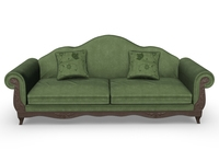 Sofa Multicolor PBR 3D Model