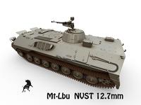 Mt-Lbu   NVST 3D Model