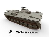 Mt-Lbu  PKM 3D Model