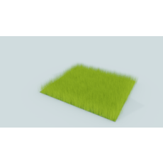 Very realistic Grass 3D Model