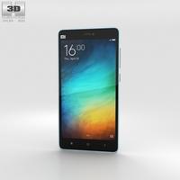Xiaomi Mi 4i Blue 3D Model