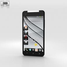 HTC J Butterfly White 3D Model