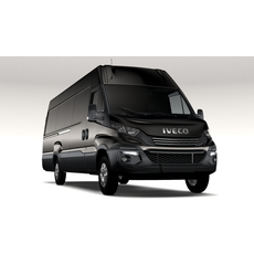 Iveco Daily L5H2 2017 3D Model