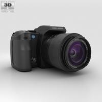 Konica Minolta Maxxum (Dynax) 5D 3D Model