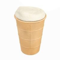 Icecream. 3D Model