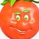 Tomato character. 3D Model