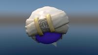 Turban 3D Model