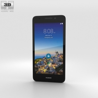 Huawei SnapTo White 3D Model
