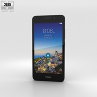 Huawei SnapTo Black 3D Model