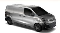 Peugeot Expert L2 2017 3D Model