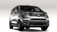Toyota ProAce Verso L2 2017 3D Model