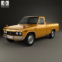 Toyota Hilux 1968 3D Model