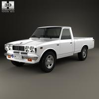 Toyota Hilux 1972 3D Model
