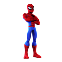 Free Spidey Infinity Rig [BETA] for Maya 1.0.0