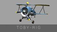 Free Bi-Plane for Maya 1.0.0