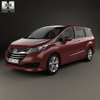 Honda Odyssey G (JP) 2014 3D Model