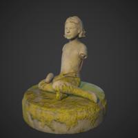 soviet sculpture 3D Model