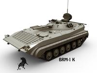 BRM-1 K 3D Model