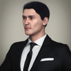 05 50 58 996 realistic handsome suit man 01 4