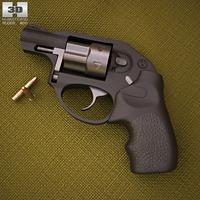 Ruger LCR 3D Model