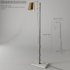 Arteriors Watson Floor Lamp 3D Model