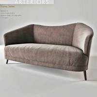 Arteriors Duprey Settee 3D Model