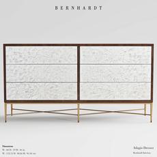 Bernhardt Adagio Dresser 3D Model