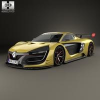Renault Sport R.S. 01 2015 3D Model