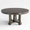 03 45 21 999 bernhardt sutton house round dining table top and bas 20000 4