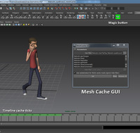Free MeshCache for Maya 1.0.0 (maya plugin)