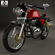 Royal Enfield Continental GT Cafe Racer 2014 3D Model