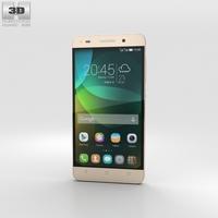 Huawei Honor 4C Gold 3D Model