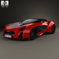 Laraki Epitome 2013 3D Model