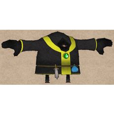 Cartoon Hunchback Model (Low Poly) 3D Model