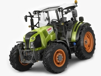 Claas Arion 420 3D Model
