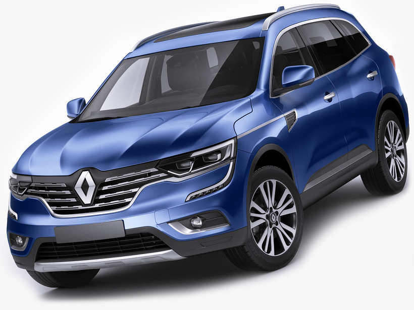 Image result for renault koleos 2017