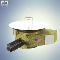New Horizons 3D Model