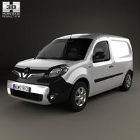 Renault Kangoo Van 2014 3D Model