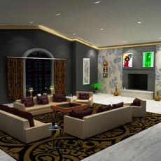 interior design 3D Model