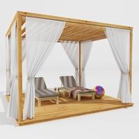 Kamelya 3D Model