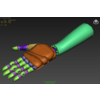 03 37 19 510 robot hand multi color 4
