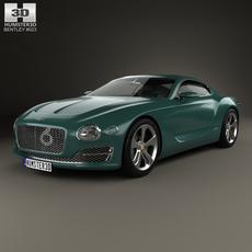 Bentley EXP 10 Speed 6 2015 3D Model