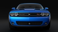 Dodge Challenger RT Classic Widebody 2017 3D Model