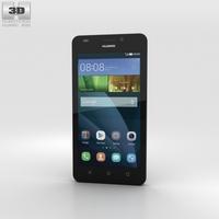 Huawei Y635 Black 3D Model