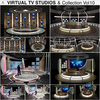 16 13 25 169 virtual tv chat studios collection vol 10 11 17 19 20  1 4
