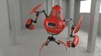 Robot PR7050 3D Model