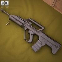 SAR 21 3D Model