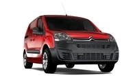 Citroen Berlingo Van L1 2017 3D Model