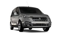 Peugeot Partner Van L1 2slidedoors 2017 3D Model