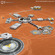Moon or Mars base 3D Model
